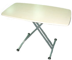 Featured  Item: Adjustable Folding Table