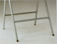 FOLDING CHAIR, PE BLOWING H-PRAME, SLIDER_DEMO1