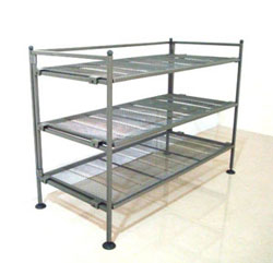 3 Tier K/D Shelving